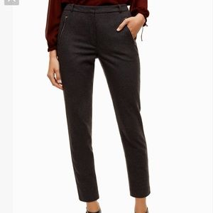 NWT Wilfred gimont pant in heather charcoal